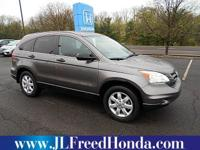 1 local owner who took great care of this AWD CR-V! The