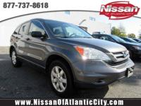 Come see this 2011 Honda CR-V SE. Its Automatic