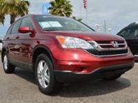 Superb Condition, CARFAX 1-Owner, Honda Certified, LOW