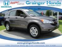 CARFAX 1-Owner. LX trim. EPA 28 MPG Hwy/21 MPG City! CD