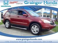 CARFAX 1-Owner. EX-L trim. EPA 28 MPG Hwy/21 MPG City!