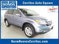 2011 HONDA CR-V SUV 2WD 5dr EX-L Our Location is: Norm