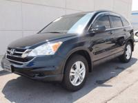2011 Honda CR-V SUV EX-L Our Location is: Cadillac of