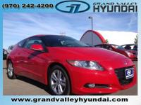 2011 Honda CR-Z 2dr Car EX Our Location is: Grand