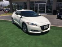 This 2011 Honda CR-Z EX is proudly offered by