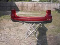 Rear bumper and lower valance call for details