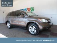 HONDA CERTIFIED 2011 CRV EXL 4WD,locally loved and