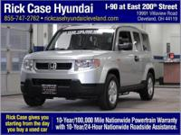 Options:  2011 Honda Element Ex|*Affordable Awd!* *2011