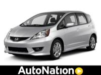 2011 Honda Fit Our Location is: AutoNation Honda Dulles