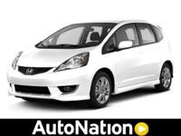 2011 Honda Fit Our Location is: AutoNation Honda
