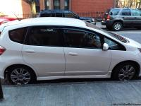 I'm selling my White Honda Fit - 2011 --- $13,400 OBO