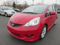 2011 Honda Fit is offered in Sport trim level featuring