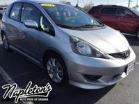 Recent Arrival! 2011 Honda Fit in Alabaster Silver