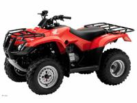 Make: Honda Year: 2011 Condition: New Great ATV ... ...