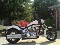 2011 Honda Fury. Bike is in pristine condition. Tires