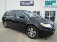 1 OWNER 2011 Honda Odyssey with 67k miles !!!! Very