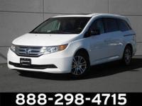 2011 Honda Odyssey Our Location is: AutoNation Honda