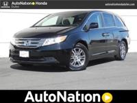 2011 Honda Odyssey Our Location is: AutoNation Honda