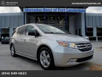 This exceptional example of a 2011 Honda Odyssey