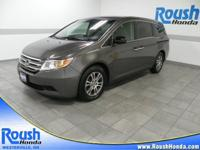 ALL NEW TIRES ON THIS 2011 HONDA ODYSSEY! It has been