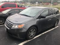 This 2011 Honda Odyssey EX is proudly offered by Honda