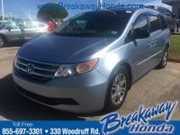 ***Breakaway Honda*** ONE OWNER!!!, SUNROOF/MOONROOF!,