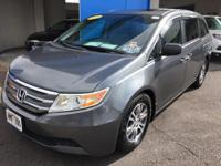 Looking for a clean, well-cared for 2011 Honda Odyssey?