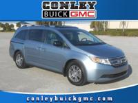 Options:  2011 Honda Odyssey Ex-L|Thank You For Your