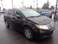 CARFAX 1-Owner! This 2011 Honda Odyssey EX-L, has a
