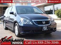 2011 Honda Odyssey EX-L RES Our Location is: McGrath