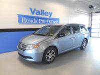 Exterior Color: silver, Body: Minivan, Engine: 3.5L V6