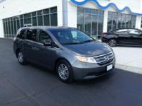 2011 Honda Odyssey Mini-van, Passenger EX Our Location