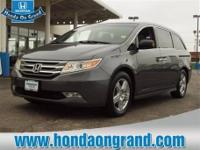 2011 Honda Odyssey Touring Our Location is: McGrath