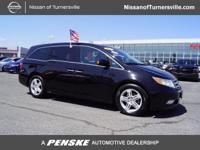 2011 Honda Odyssey Touring New Price! Priced below KBB