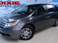 2011 HONDA ODYSSEY EX-L .Dual Power Doors. .Power Rear