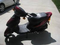 2011 Honda PCX Scooter - For sale with only 606 miles!!