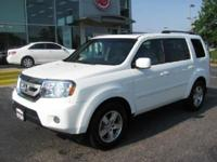 Description 2011 HONDA Pilot Make: HONDA Model: Pilot