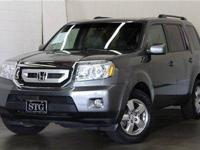 2011 Honda Pilot 2WD 4dr EX-L SUV Condition:Used Clear
