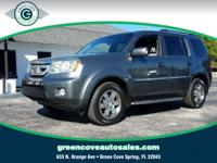 This 2011 Honda Pilot Touring in Gray features: New