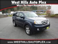 PILOT EX 4D SUV 4WD  Options:  Abs Brakes (4-Wheel)|Air