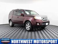 Budget SUV with Two Previous Owners!  Options:  Rear