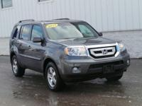 Looking for a clean, well-cared for 2011 Honda Pilot?