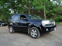 2011 Honda Pilot EX-L 4WD. Air Conditioning, Heated