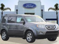 Options:  2011 Honda Pilot Ex-L|Gray/|V6 3.5L