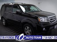 This 2011 Honda Pilot EX-L from Honda offers you a