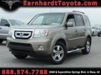 We are happy to offer you this 1-OWNER 2011 HONDA PILOT