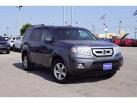 New Price!   2011 Honda Pilot EX-L FWD 5-Speed
