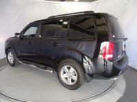 Options:  2011 Honda Pilot Ex-L|Crystal Black/|V6 3.5L