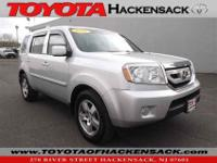 Look at this 2011 Honda Pilot EX-L. It has an Automatic