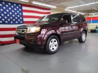 Options:  2011 Honda Pilot Lx|We Sell Our Vehicles At